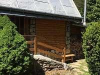 Chata Tasovice - ubytování Tasovice u Kunštátu
