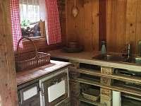 Rekreační chata - chata ubytování Tasovice u Kunštátu - 9