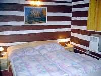 ložnice - pronájem chalupy Oldřiš