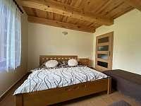 Čtyřlůžkový pokoj v přízemí - chata ubytování Kramolín