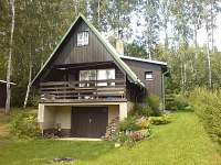 ubytování v Železných horách Chata k pronajmutí - Seč - Ústupky