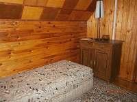 Ložnice - pronájem chaty Opatov