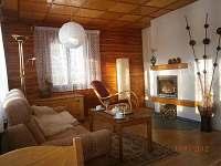 ubytování Štěměchy na chatě k pronájmu