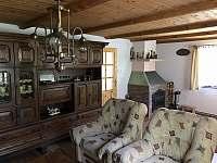 Obývací pokoj - Ústí