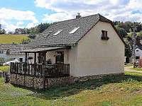 Chalupa Bystřice nad Pernštejnem - Kozlov