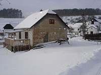 Bystřice nad Pernštejnem - Kozlov - chalupa k pronajmutí - 28