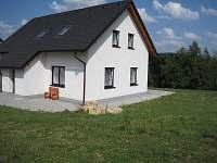 Levné ubytování na Vysočině Rodinný dům na horách - Velká Losenice