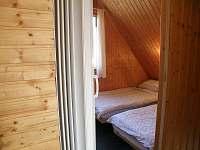ložnice - dvě jednolůžka