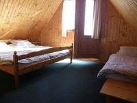 ložnice - dvoulůžko + jednolůžko