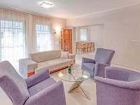 Horní obývací pokoj - Štoky