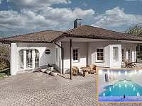 Vila na horách - dovolená  Jihlava - rybník Borovinka rekreace Štoky