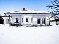 Vila Karolína v zimě - ubytování Štoky
