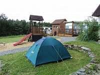 ubytování Žďár nad Sázavou v chatkách na horách