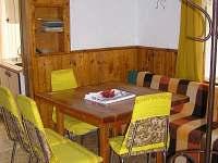 apartmán 3 - jídelna
