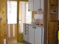 apartmán 3 - kuchyň - chalupa k pronájmu Hroznětice