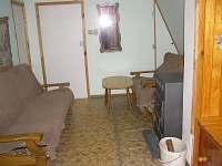 apartmán 3 - obývák - Hroznětice