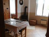 Kuchyň - apartmán 1 - Hroznětice