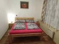 ložnice - apartmán 1 - Hroznětice