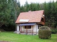 Chata ubytování v obci Speřice
