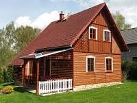ubytování Vlčí Hory na chatě k pronájmu
