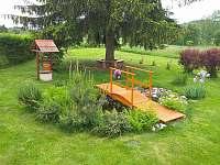 zahradní jezírko - Zdislavice