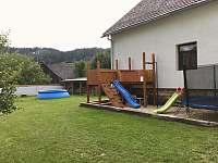 ubytování Vysočina na chalupě k pronajmutí - Svojanov