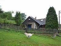 Chalupa Hluboké u Kunštátu