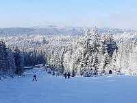zima na Čeřínku - Cejle - Hutě