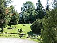 Zahrada penzionu