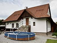 Chalupa ubytování v obci Horní Sokolovec