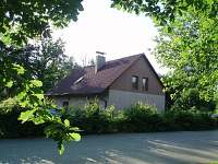 Chata ubytování v obci Jiřice u Moravských Budějovic