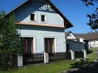 ubytování Petrovice u Humpolce na chalupě k pronajmutí