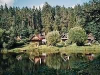 Želivská přehrada - pronájem chalupy Vitice