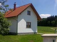 ubytování Železné hory na chatě k pronajmutí - Slavětín