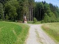 socha jelena - Slavětín