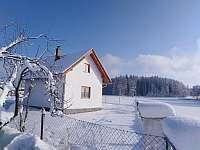 Chata ubytování v obci Horní Sokolovec