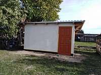 zahradní domek - chata k pronájmu Slavětín