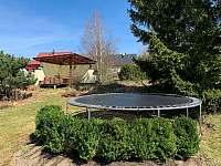 Chalupa Vysočina se zahradou - ubytování Vojnův Městec