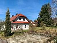 Chalupa Vysočina ve Vojnově Městci - ubytování Vojnův Městec