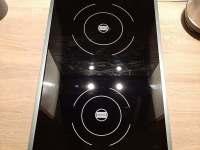 Ap.č 1 ultrarychlý nový indukční dvojvařič v kuchyni . - Maksičky