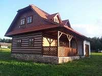 ubytování  na chalupě k pronajmutí - Svratka - Moravská Cikánka