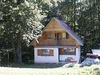 Chata k pronajmutí - Milotice Vysočina