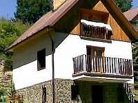 Chata k pronájmu - Popelištná Vysočina