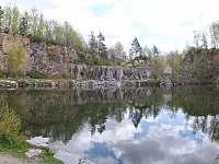 Lom Kaňon - panorama - Leštinka
