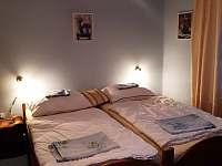 Modrá ložnice - přízemí - Leštinka
