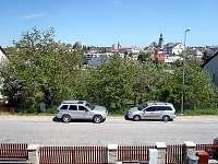 umístění a výhled na město