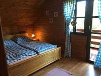 Třilůžková ložnice s balkónem - Čejov