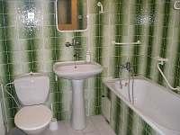 Koupelna + WC, přízemí