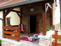 ubytování Kocourovy Lhotky na chalupě k pronájmu