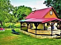 Chata k pronájmu - dovolená Vodní nádrž Dalešice rekreace Výčapy